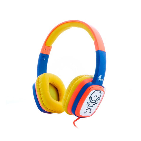 Xtech Sound Art Kid's Headphones w/ Volume Limiting Technology