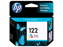 HP 122 Tri-Colour Ink Cartridge