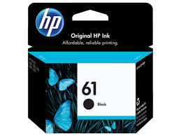 HP 61 Ink Cartridge Black (CH561WN)