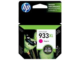 HP 933XL - CN055AL - Printer Cartridge - 1 x Magenta