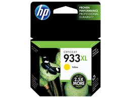 HP 933XL - CN056AL -Printer Cartridge - 1 x Yellow