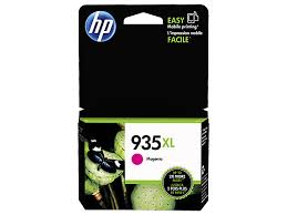 HP 935XL High Yield Magenta Original Ink Cartridge (C2P25AN)