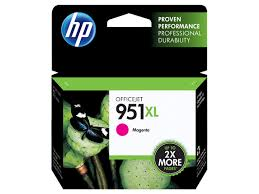 HP 951XL Magenta Officejet Ink Cartridge