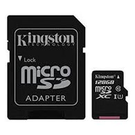 Kingston 128 GB microSDXC UHS Class 10
