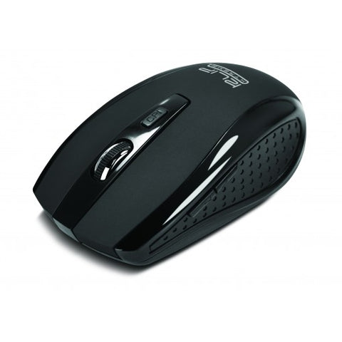 KlipX Optical Wireless Mouse (KMW-340BK) Black