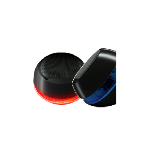 Myo 2 0 USB Mini Speakers with 3d Sound Effect Black/Green