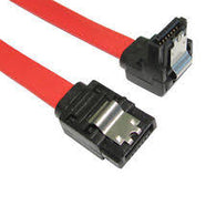 Serial ATA - 0.5M Data Cable w/ Right Angle