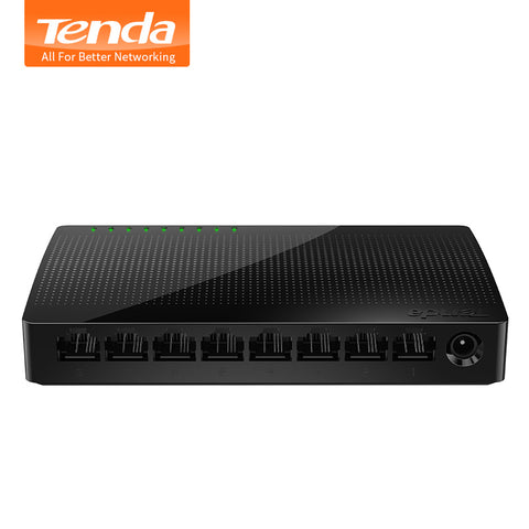 Tenda 8-Port Gigabit Ethernet Switch 5V.6A