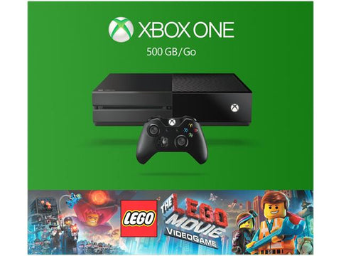 XBOX One 500GB Lego Movie Bundle