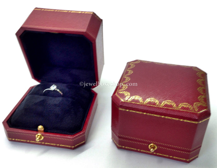 Exclusive Design Ring Box