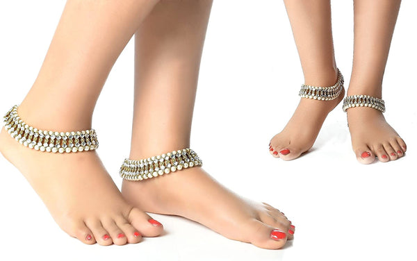 bedis-pearl-anklet-indian-foot-jewellery-bollywood-kundan-feet-chain-women-ankle-chain-party-wear-stone-payal-model-200