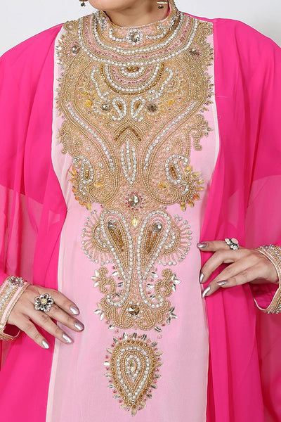 bedis-uae-style-womens-farasha-maxi-arabic-islamic-kaftan-long-dress-one-size-hot-pink-kaf-2939a-hpink-kaf-2939a