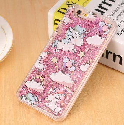 Phone Case, Earphone & USB Charger