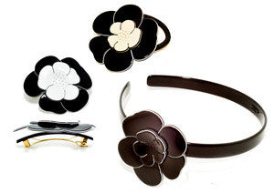Lovely Camelia Hair Accessories Online - Paris Mode