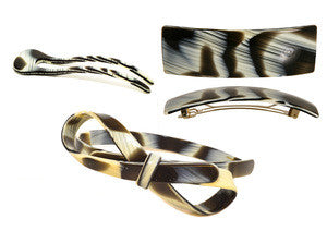 Corne Noire Hair Clips at Paris Mode