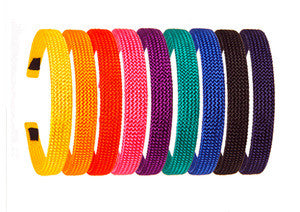 Discover Paris Mode Cord Hair Band Collection