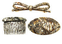 Paris Mode Onyx Hair Accessories