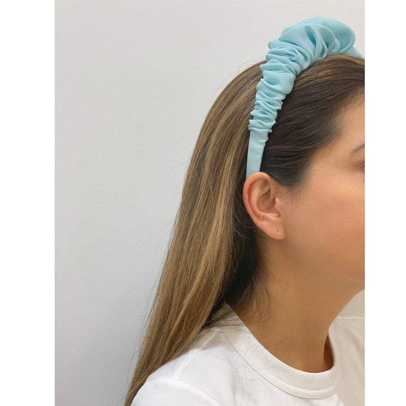 Georgette Ruffled Headband