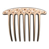 Semis Pearl French Twist Comb