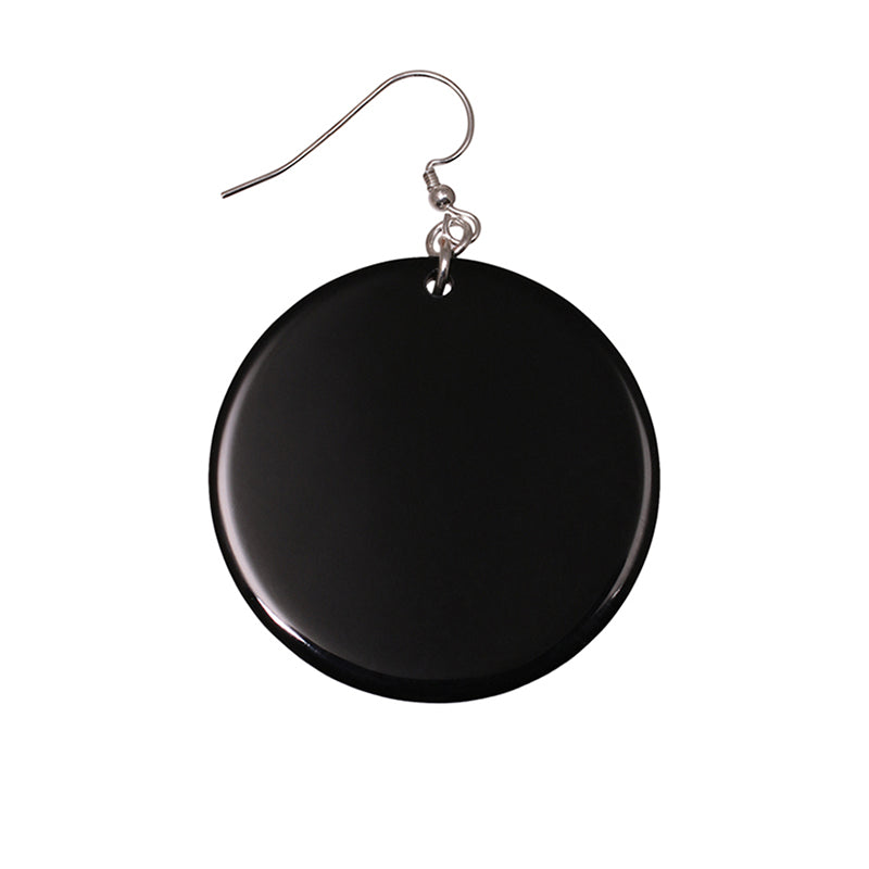 Disc Earrings Medium