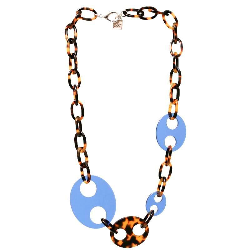 Haricot Quatre Necklace