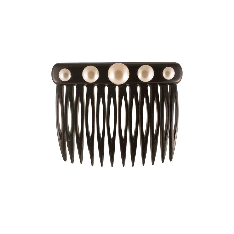 Side Comb Pearl Small