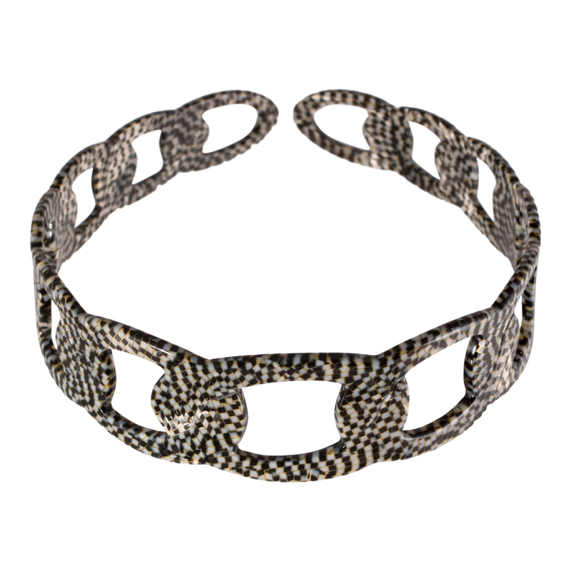 3 cm Damier Alice Band Ring Hair Accessories AU - Parismodeshop