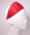 Paris Mode Red St. Tropez Alice Hair Band - Hand Made  Hair Accessories Online