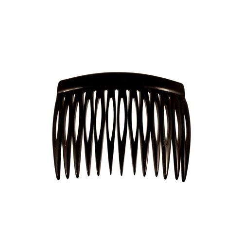 Side Comb 13 S Bk - Hand Made In France