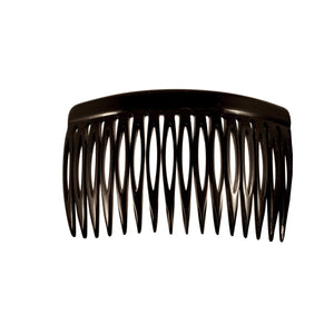 Side Comb 16 M BK - Hand Made In France