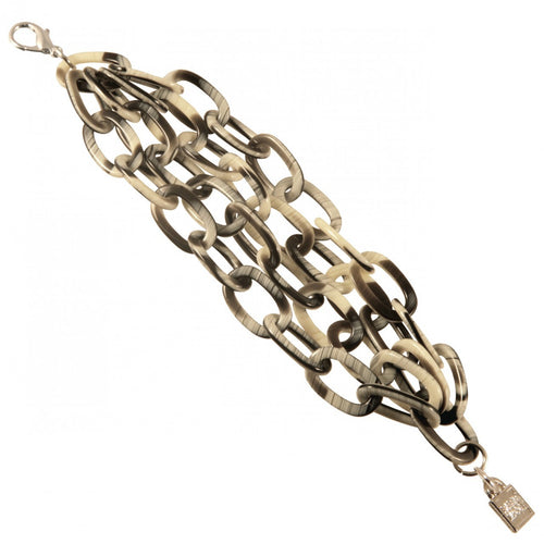Bracelet Chain 4 Rows - Parismodeshop