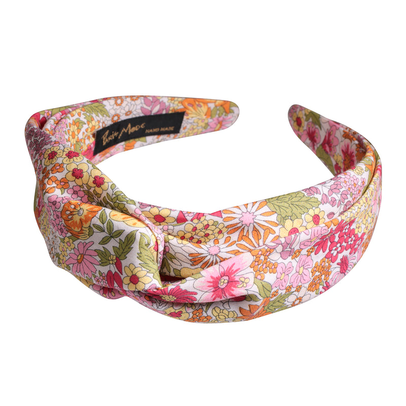 Alice Band Liberty Pink Entwined