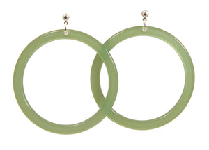 Earrings L Lime