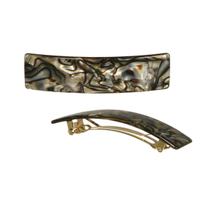 Hair Clip Rectangle Small