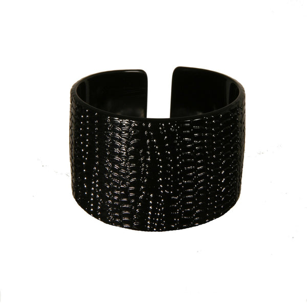 Cuff 5Cm Srpbk - Hand Made In France