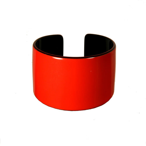 Cuff 5Cm Rb - Hand Made In France