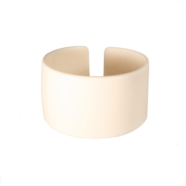 Cuff 4Cm Iv - Hand Made In France