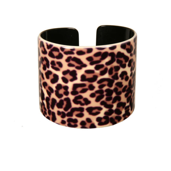 Cuff 6 Cm Animal - Hand Made In France