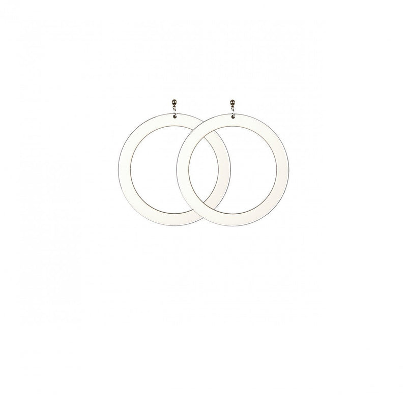 Earrings Round Small