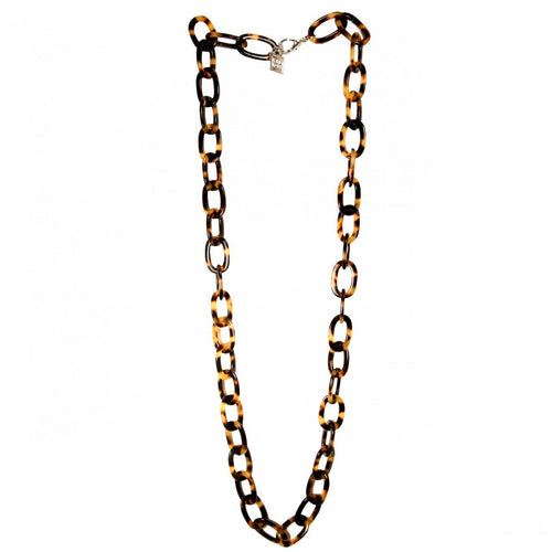 Necklace Chain Long Dt - Hand Made In France