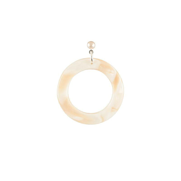 Earrings Round Small - Parismodeshop