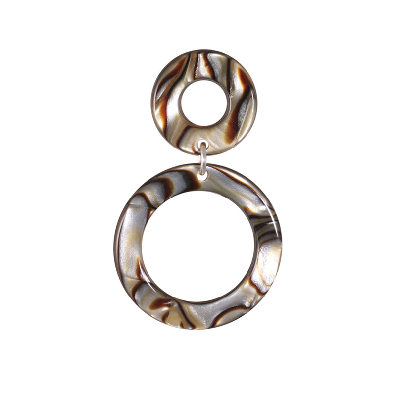 Two Circles Pin Earnings Medium