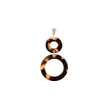 Two Circles Earrings - Parismodeshop