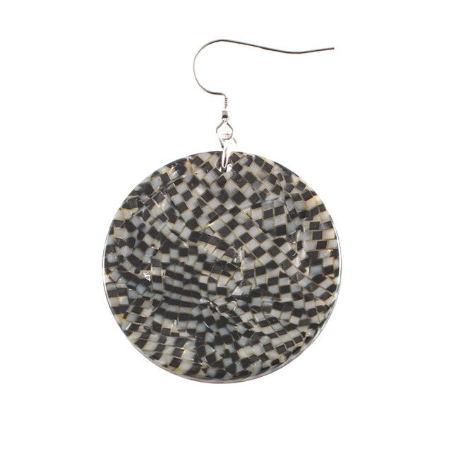 Disc Earrings XL - Parismodeshop