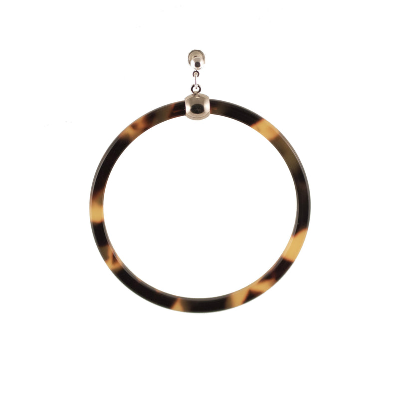 Circle Earrings Large