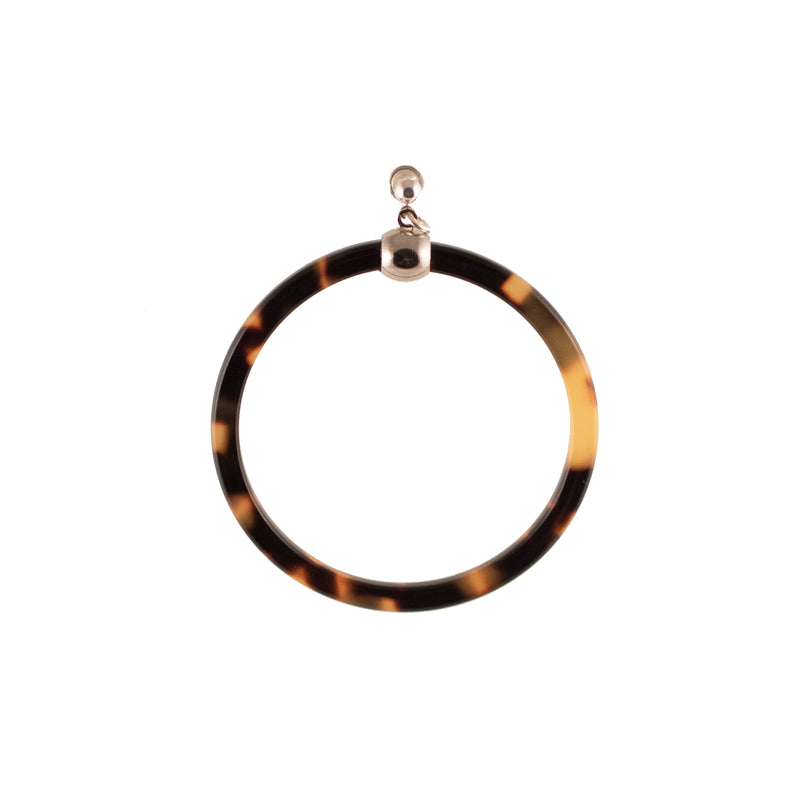 Circle Earrings Medium - Parismodeshop