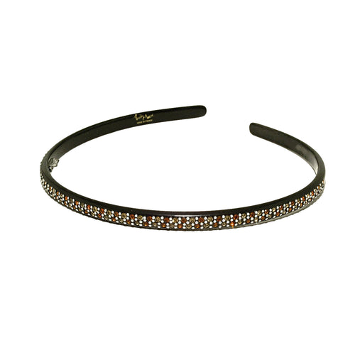 Alice Band Thin with Crystals