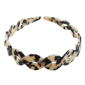 Headband Twist Large