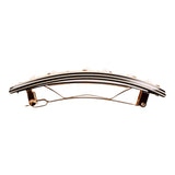 Hair Clip Rectangle Semis Perle - Parismodeshop