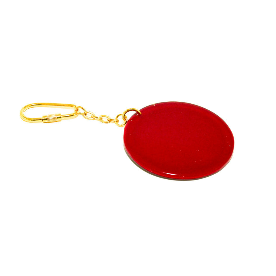 Keyring Rb - Hand Made In France